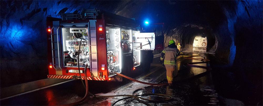 Foto Tom Wergeland Sogn brann og redning IKS